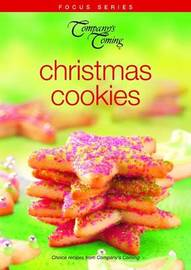 Christmas Cookies by Jean Pare