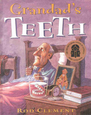 Grandad's Teeth by Rod Clement image