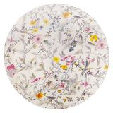 Maxwell & Williams: William Kilburn Plate Summer Blossom (20cm) - Gift Boxed
