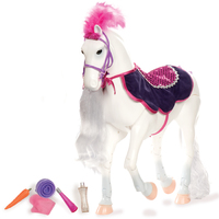 Our Generation: Poseable Show Horse - Andalusian