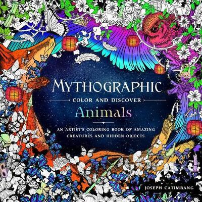 Mythographic Color and Discover by Joseph Christopher Catimbang