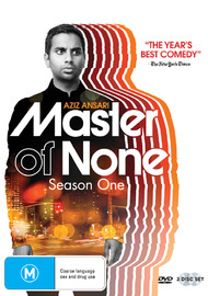 Master Of None Season One on DVD