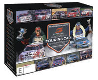 V8 Supercars The First 10 Years Series Highlights Box Set on DVD
