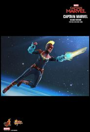 "Captain Marvel: Captain Marvel - 12"" Articulated Figure image"