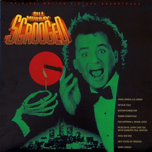Scrooged by Original Soundtrack image