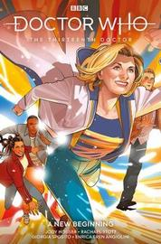 Doctor Who: The Thirteenth Doctor Volume 1 by Jody Houser image