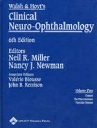 Walsh and Hoyt's Clinical Neuro-ophthalmology: Volume two by Frank B. Walsh image