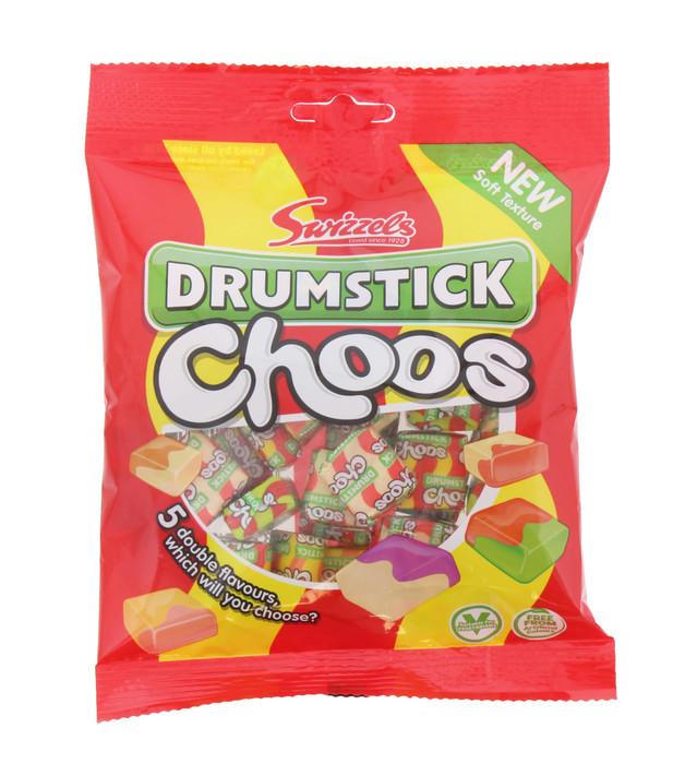 Swizzels: Drumsticks Choos (150g) 12pk
