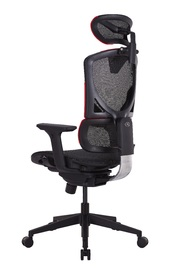 GT I-SEE Ergonomic Gaming & Office Chair - Black & Red for