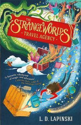 The Strangeworlds Travel Agency image