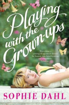 Playing with the Grown-ups by Sophie Dahl image
