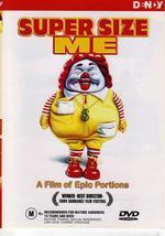 Super Size Me on DVD