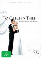 To Catch A Thief - Special Collector's Edition (The Gentleman's Collection) on DVD