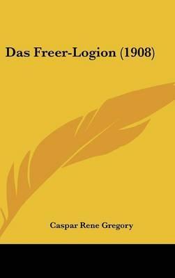 Das Freer-Logion (1908) by Caspar Rene Gregory image