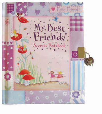 My Best Friends Secrets Notebook