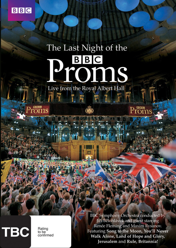 Last Night of the Proms on