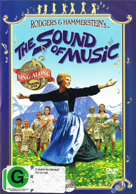 The Sound of Music (Single Disc) on DVD