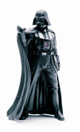 Darth Vader in a Box by Pete Vilmur