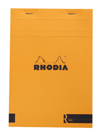 R by Rhodia with Cream Paper Orange A5 - Blank