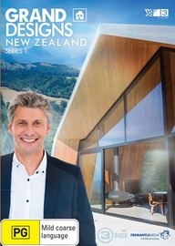 Grand Designs: New Zealand - Season 1 on DVD