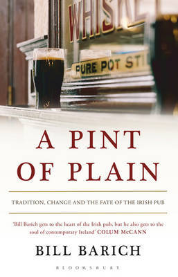 A Pint of Plain by Bill Barich image