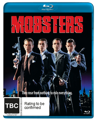Mobsters on Blu-ray