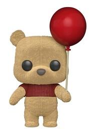 Christopher Robin - Winnie the Pooh (Flocked) Pop! Vinyl Figure