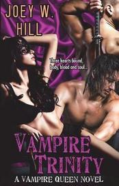 Vampire Trinity by Joey W Hill image