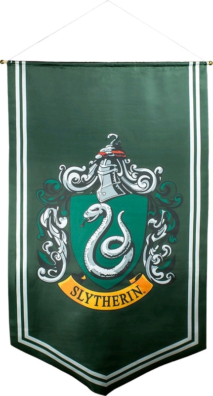 Harry Potter: Slytherin House - Sigil Banner