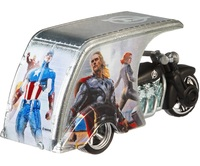 Hot Wheels: Marvel Studios - Avengers (3D-Livery) image