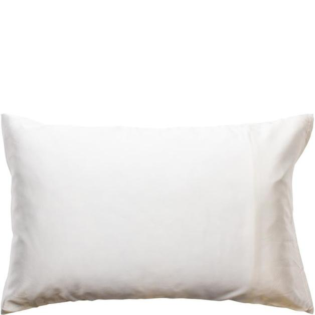 Simply Essential Satin Pillow Slip - Ivory