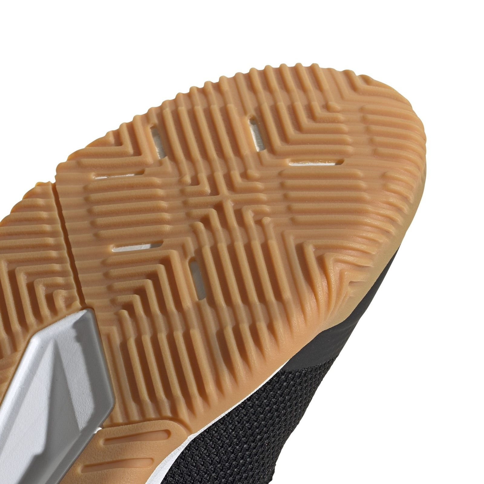 Adidas Court Team Bounce - Black (US 10.5) image