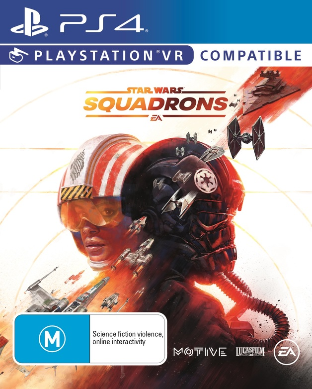 Star Wars Squadrons for PS4