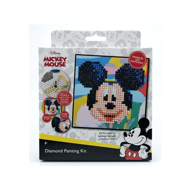 Diamond Dotz: Facet Art Kit - Sunny Mickey Mouse