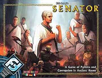 Senator - political game image