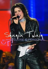 Shania Twain - Up Close And Personal on DVD