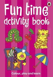 Funtime Activity Book image