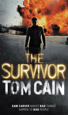 The Survivor by Tom Cain image