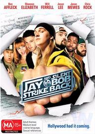 Jay and Silent Bob Strike Back on DVD