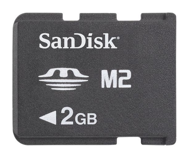 Sandisk Memorystick Micro M2 8GB
