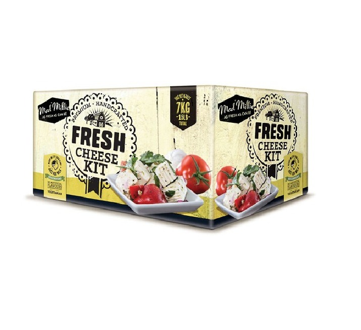 Mad Millie - Fresh Cheese Kit image