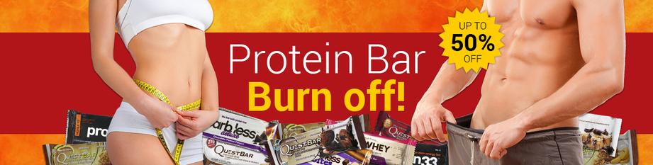 Protein Bar Sale