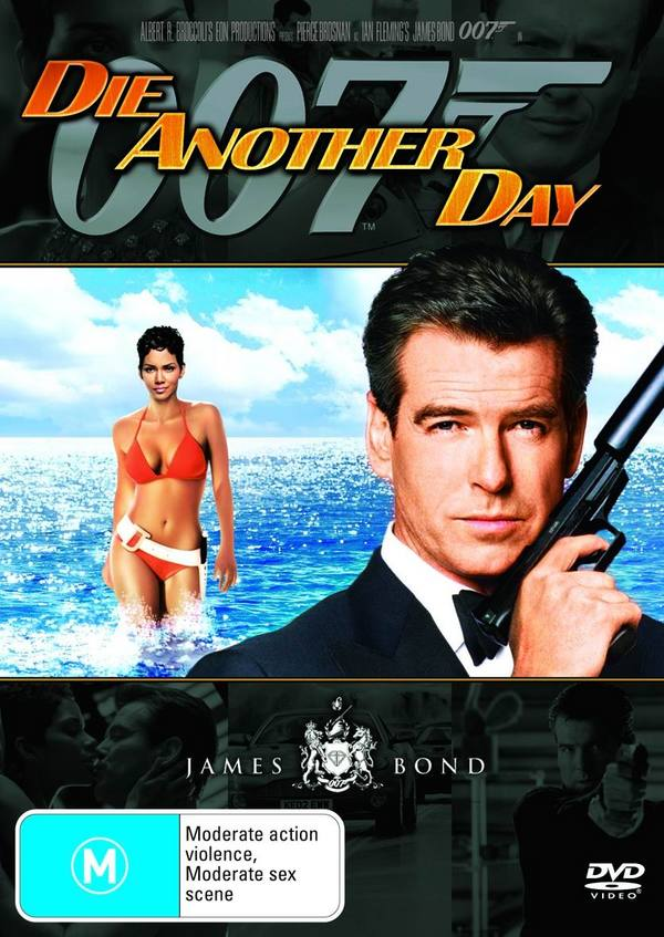 James Bond - Die Another Day on DVD image
