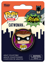 DC Comics - Catwoman (1966) Pop! Pin