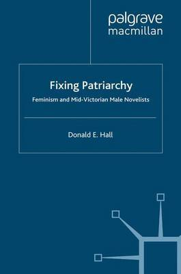 Fixing Patriarchy by Donald E Hall image