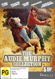 The Audie Murphy Collection DVD