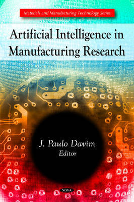 Artificial Intelligence in Manufacturing Research image