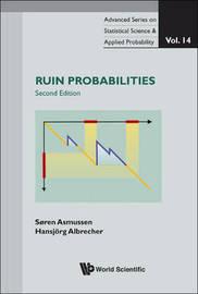 Ruin Probabilities by Hansjorg Albrecher image