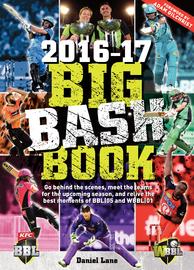 Big bash Book 2016-17 by Daniel Lane