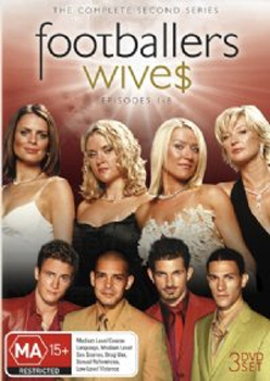 Footballers' Wives Series 2 (3 Disc Set) on DVD image